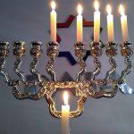 Hoy encendemos la quinta vela de Janucá