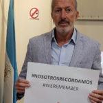 """La DAIA se suma a la campaña """"We Remember"""""""
