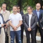 Discurso de Marcelo Taussik en la ceremonia de recordación a cuatro años de la muerte del fiscal Nisman