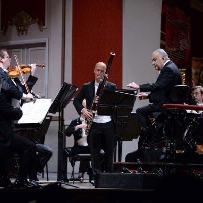Zubin Mehta brindó una función solidaria en el Teatro Colón
