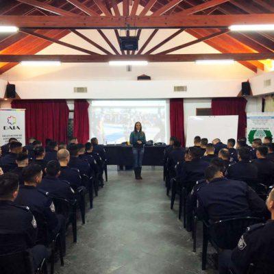 Rosario: Capacitación de la DAIA a Fuerzas de Seguridad