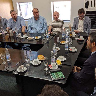 DAIA Next: El CEO de Turismocity visitó la DAIA