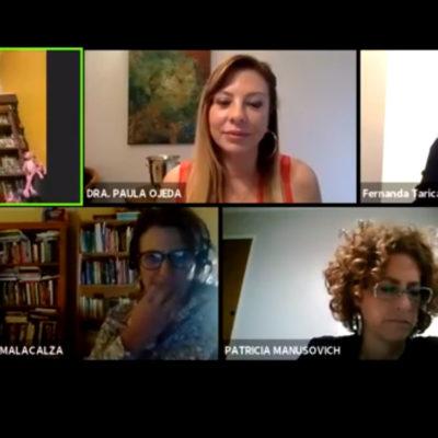 La DAIA realizó una videoconferencia con referentes en Violencia de Género