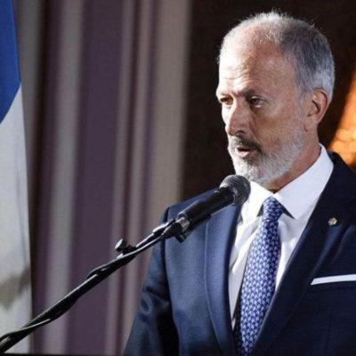 El presidente de la DAIA disertó en el Consejo Económico y Social de la UCA