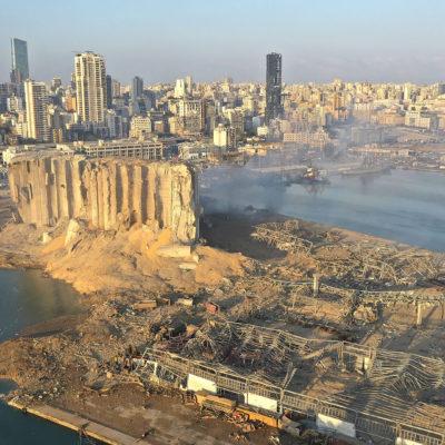 Ante los trágicos hechos ocurridos en Beirut