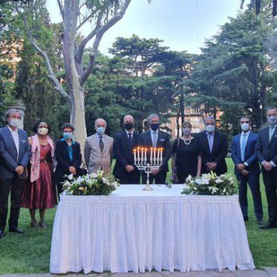 Embajadores comprometidos con la paz y la diversidad