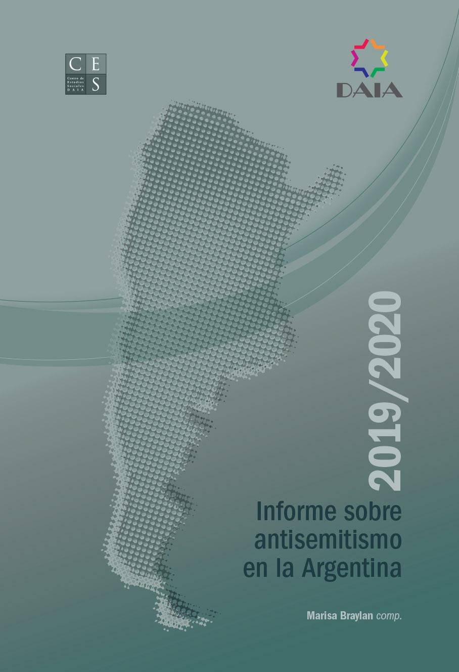 Informe sobre Antisemitismo en la Argentina 2019/2020