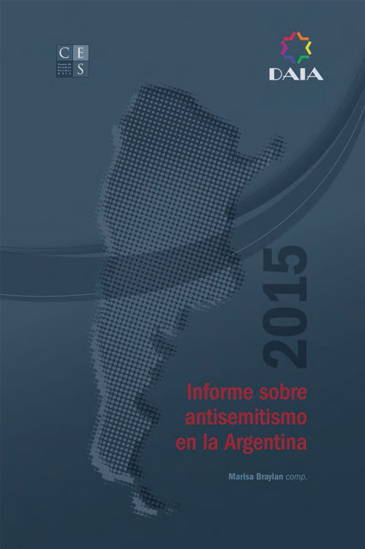 Informe antisemitismo 2015
