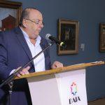 Discurso de Luis Grynwald en los Premios DAIA 2018