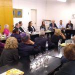 La DAIA recibió a la Asamblea Rabínica Mundial