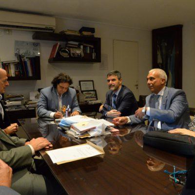 La DAIA firmó un convenio con la UTN