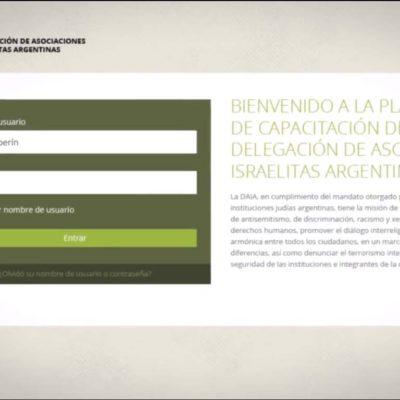 Coronavirus: La DAIA brindará acceso sin costo a su plataforma virtual