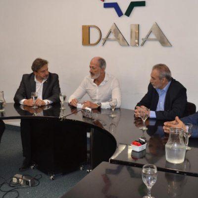La DAIA recibió a representantes de Instituciones Armenias de la Argentina