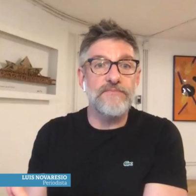 Luis Novaresio: «Hacer memoria es la salvaguarda del futuro»