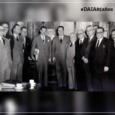 #DAIA85años: La década del 50, trabas inmigratorias y antisemitismo