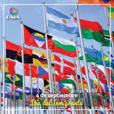 4 de septiembre: Día del Inmigrante en la Argentina
