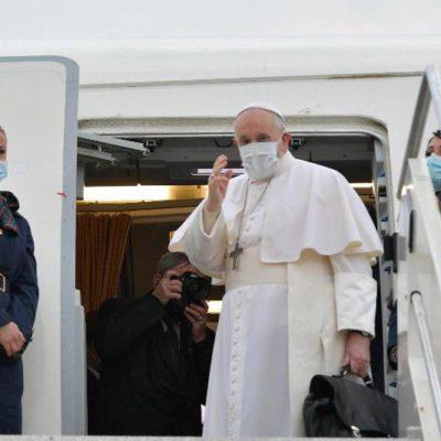 Visita del Papa a Irak: La DAIA celebró el encuentro interreligioso en la Llanura de Ur