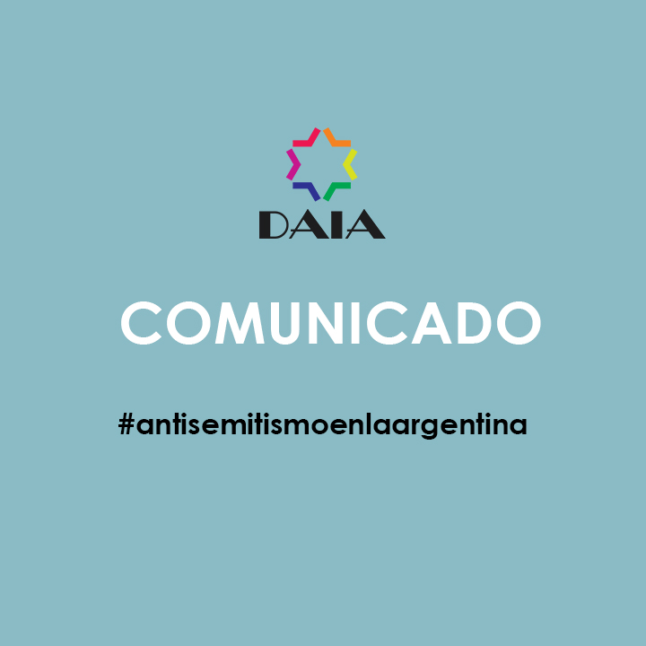 La DAIA elevó a su mesa de denuncias los mensajes de tweet publicados por el empresario Alberto Samid