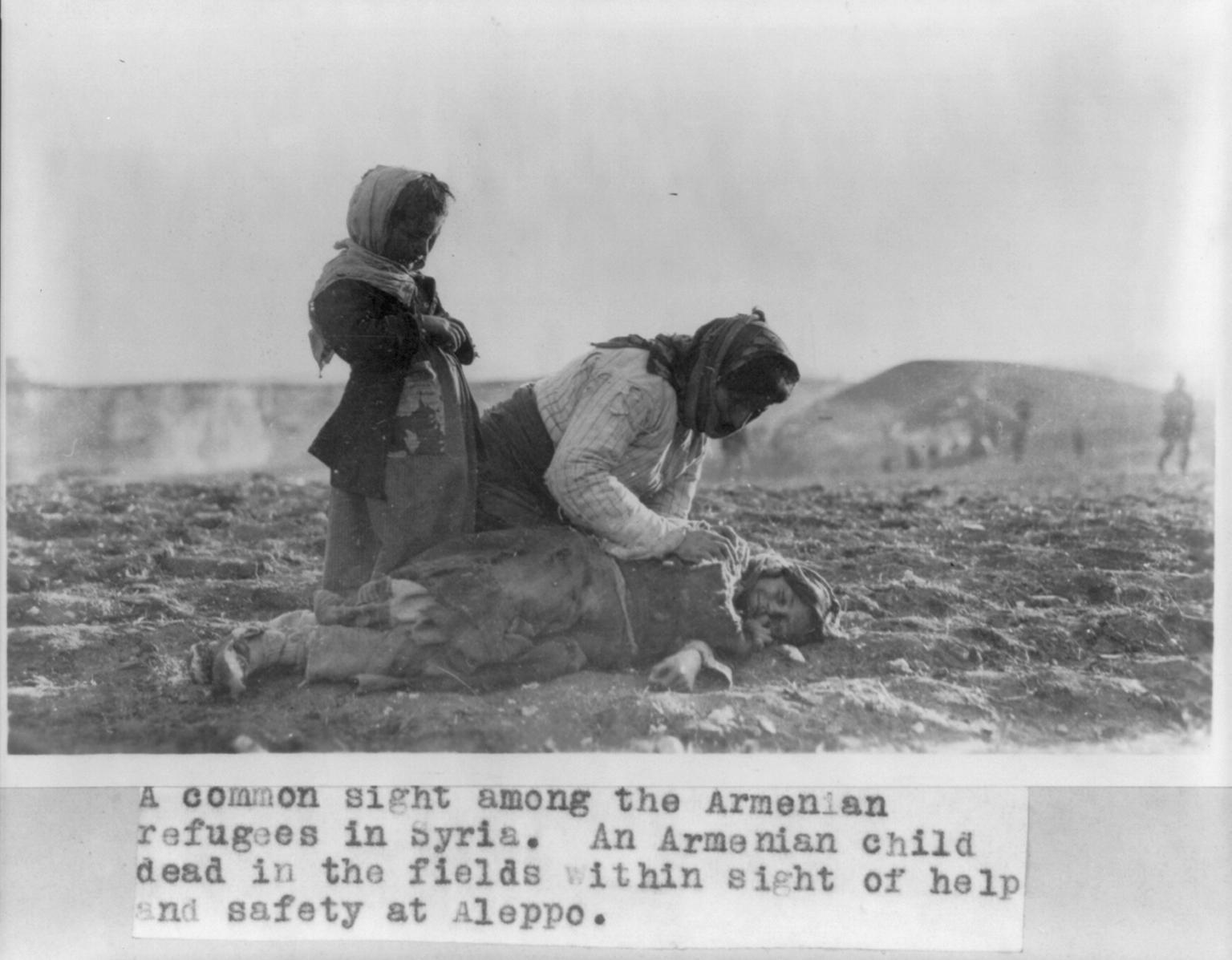 106° aniversario del Genocidio Armenio