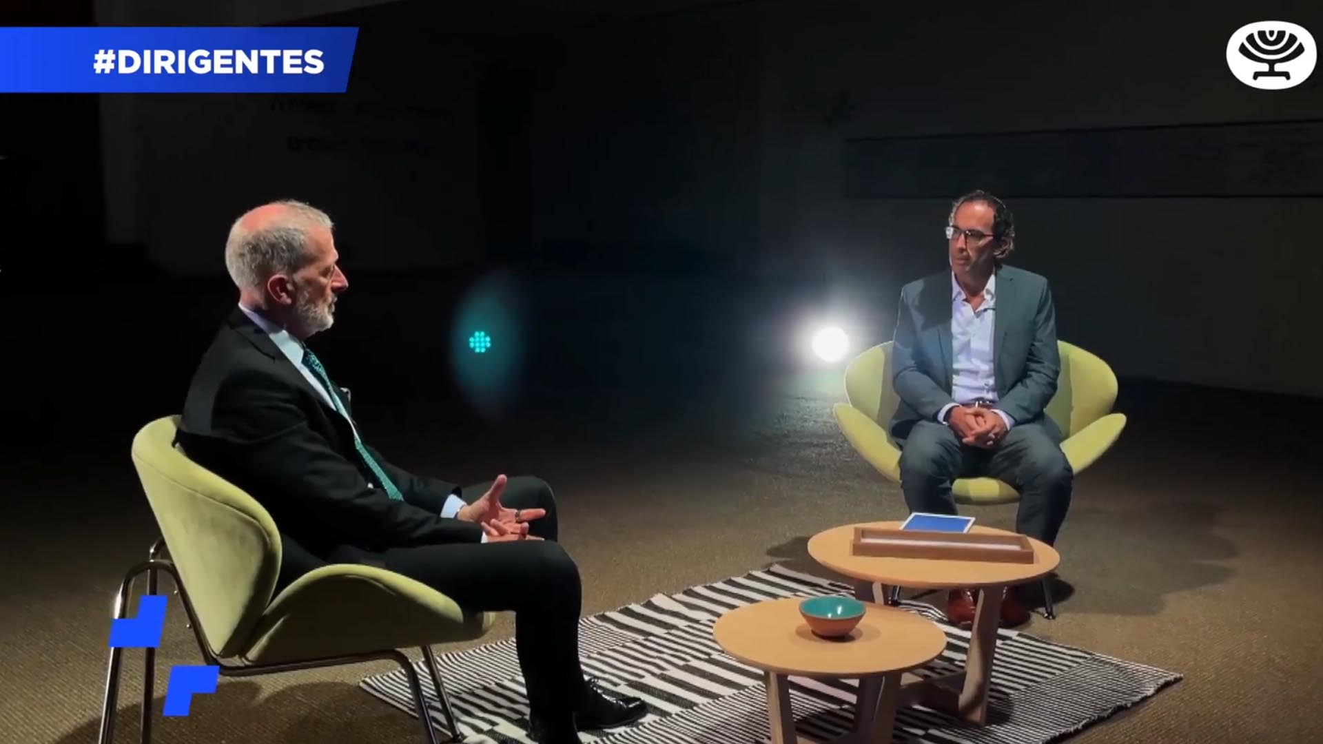 Entrevista a Jorge Knoblovits: «Luchamos contra el antisemitismo y todos los discursos de odio»