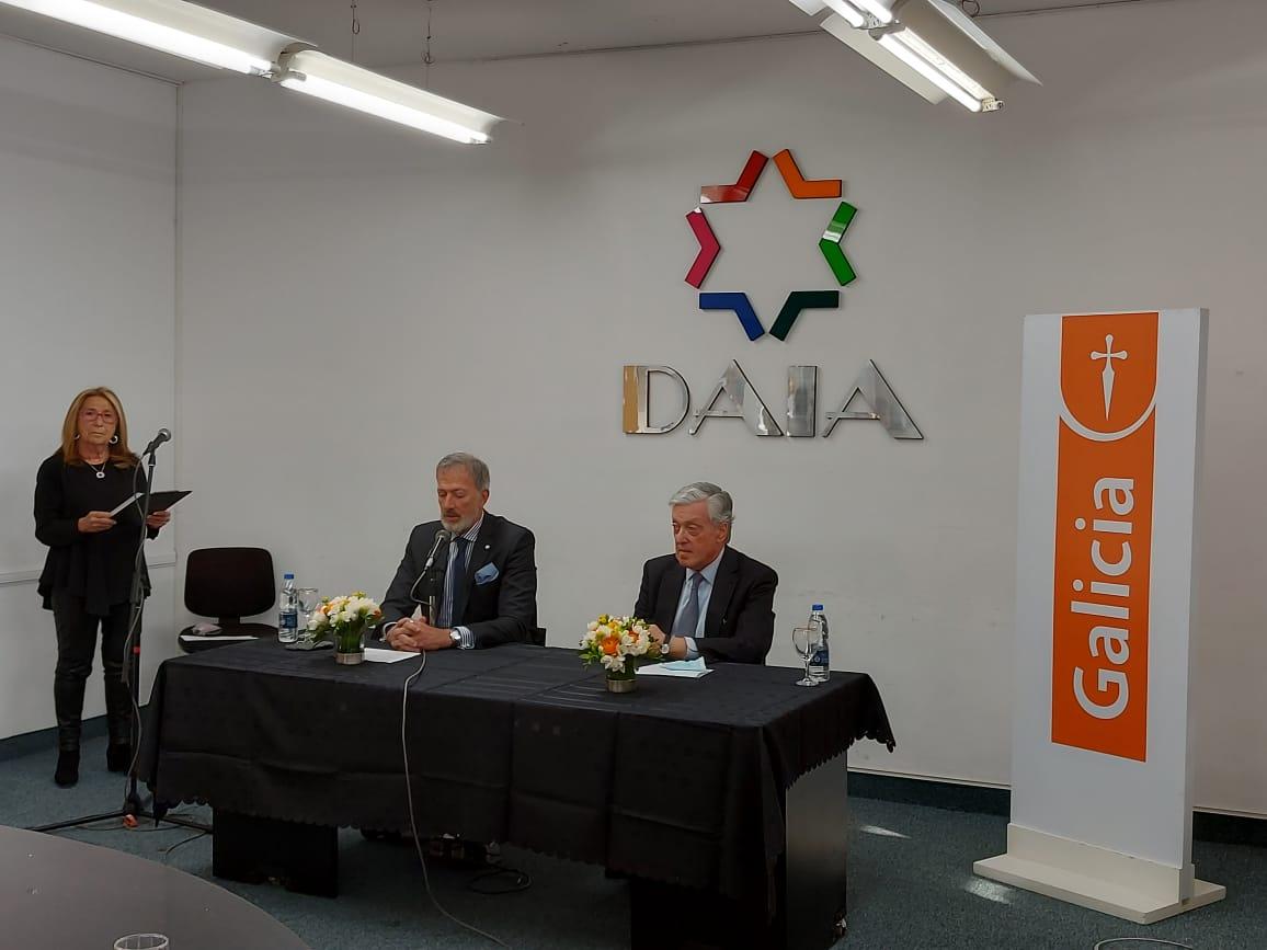 La DAIA y el Banco Galicia entregaron su tradicional premio